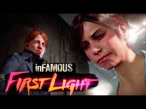 INFAMOUS FIRST LIGHT #5 - O FINAL!