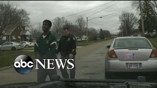 Police officer fired after unwarranted traffic stop involving daughter's boyfriend