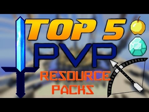 Minecraft PvP Texture Pack Top 5 of 2015