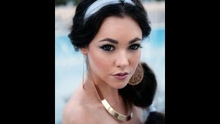 Princess Jasmine - Make up by Vanelli