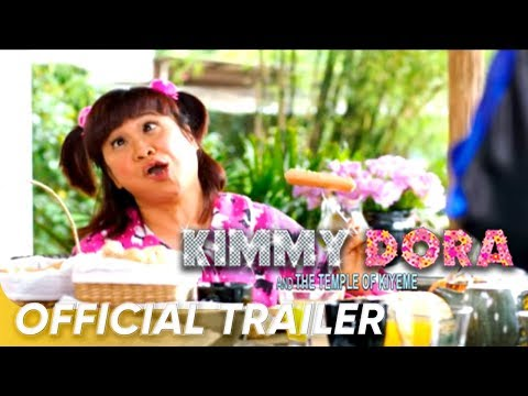 Kimmy Dora and the Temple of K... is listed (or ranked) 5 on the list The Best Eugene Domingo Movies