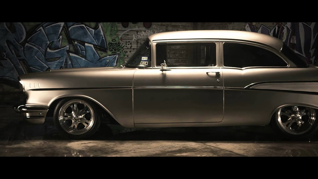 1957 chevy bel air restomod by mo muscle cars youtube