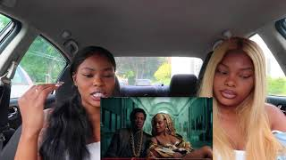 Apes T The Carters Reaction Nataya Nikita