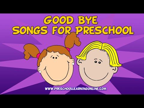 preschool goodbye songs circle time circle time songs goodbye song 611