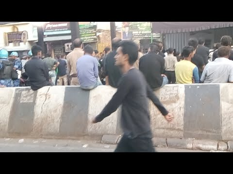 After Majlis Matam Shia College 8 Moharram Lucknow