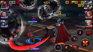 [Marvel Future Fight] T3 Deadpool vs. Stryfe / Scarlet Witch / Quicksilver