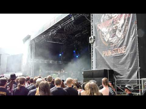 Kalmah - Bitter Metallic Side (live) @ Summer Breeze Festival 2011