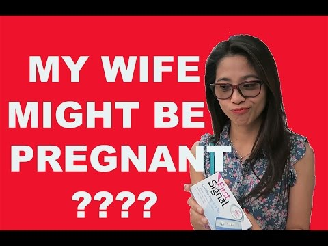Na Buntis ko ata si Misis! She Might be Pregnant??!! Pinoy in America Vlog #73
