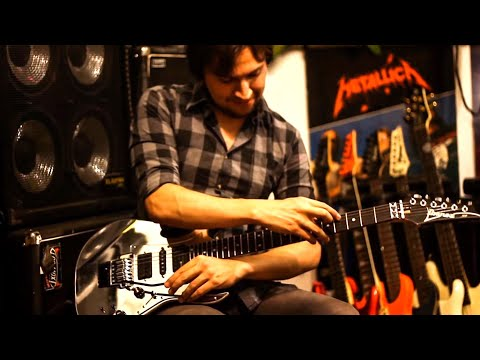 Steve Vai - Whispering A Prayer - Cover By Ignacio Torres (ndl) video