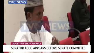 Tinubu, Abbo in heated argument over assault at Adult toy shop