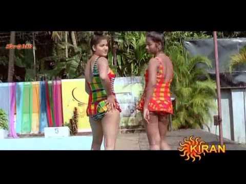 Tharika - Swimsuit Lip Kiss Song video