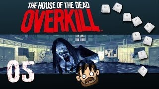 Typing of the Dead: Overkill #005 - Schlechter Start in den Freizeitpark [FullHD] [deutsch]