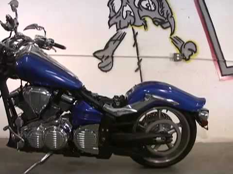 Yamaha Raider Low Seat Pan Video Video