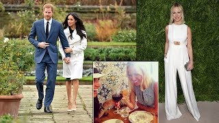 Woman who set Meghan and Harry up on a blind date revealed