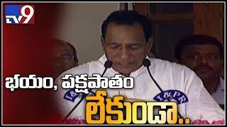Malla Reddy takes oath as Minister in Telangana Cabinet