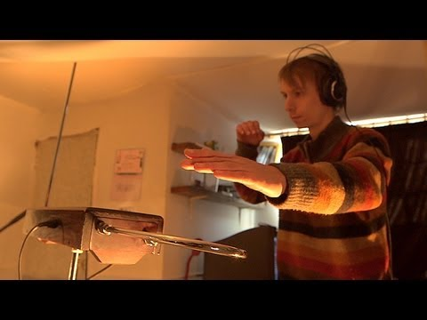 Sequoia Live Extended Version (dubstep theremin!)