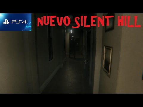 Nuevo Silent Hills By Hideo Kojima & Guillermo del Toro Ps4 español | PT Gameplay (demo) impresiones