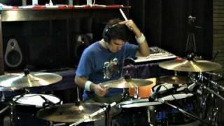 Cobus - Breaking Benjamin - I Will Not Bow (Drum Cover)