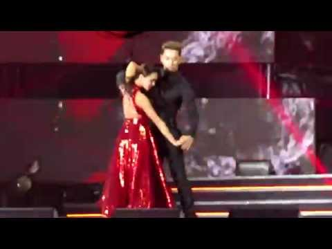 141025 Miss A's Fei & 2pm's Chansung - Adult Ceremony  Korean Music Wave In Beijing video