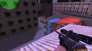 Counter Strike 1.6 - ¡A Francotirador! - 4 Rondas - Assault