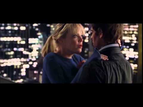 The Amazing Spider Man Tribute Nickelback-Never Gonna Be Alone (For Deo Paloma)