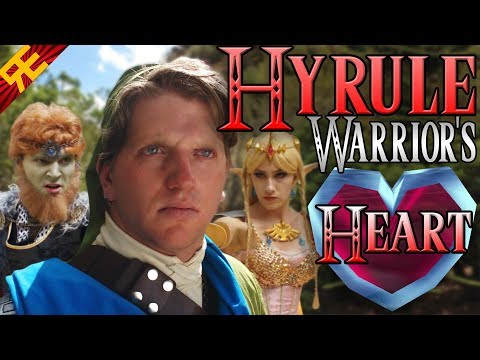 Hyrule Warrior Musical (Legend of Zelda Parody Song)