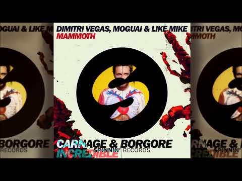 Dimitri Vegas, Jovanotti, Carnage - Ti Porto Via Col Mammoth. INCREDIBILE! (Santi Provenzano Mashup)