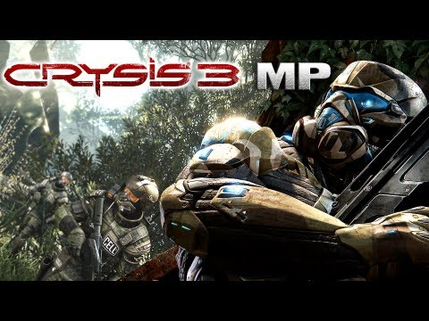 Crysis 3 -- Assess, Adapt and Attack.  Become the hunter in a gripping new multiplayer mode in Crysis 3.