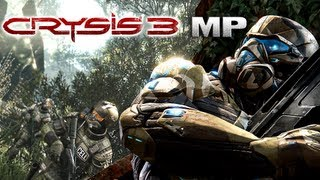 Crysis 3 Multiplayer Hunter Mode Reveal Trailer