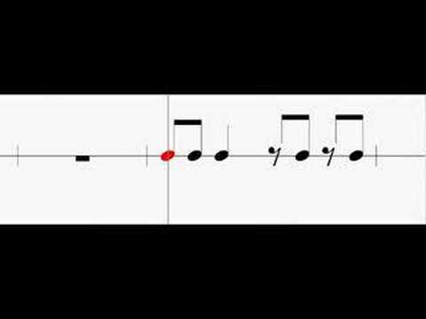 Aprenda Sax – Solfejo Rítmico #02