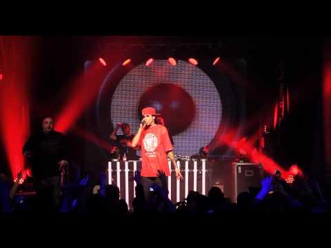 20 - Sonido campeon Feat Supernafamacho (LIVE SALA HEINEKEN -END OF TOUR-  MADRID 2011)