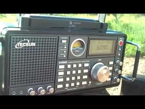 6090 khz Radio Bandeirantes , São Paulo , SP, Brazil reiceved 1.430 KM