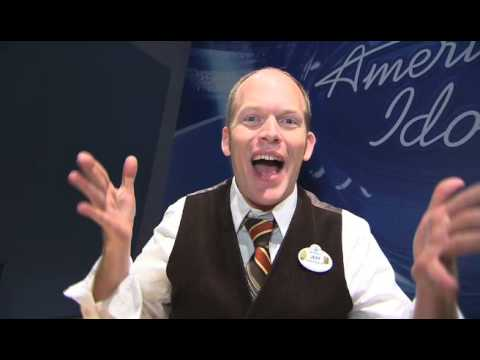 Disney's American Idol Experience Audition Process Video