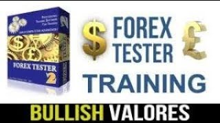 Forex Tester, Prepare History data and start testing