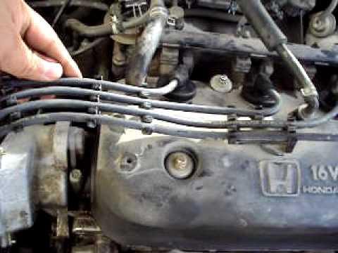 1993 HONDA ENGINE 2.2 L