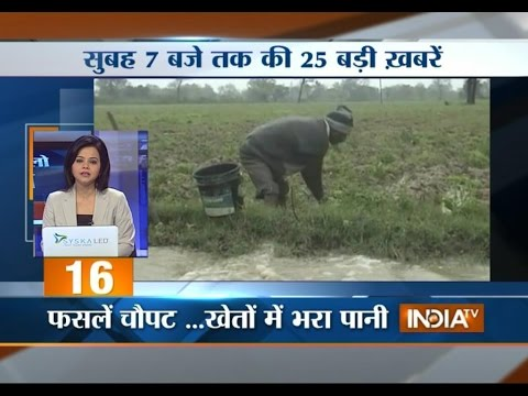 5 Minute 25 Khabarein | 3rd March, 2015 - India TV