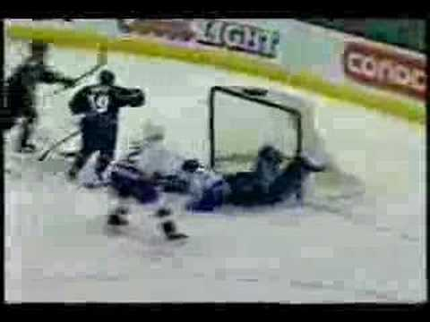 Joe Sakic Highlight Reel Video