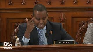 WATCH: Rep. Joe Neguse's full questioning of legal experts | Trump impeachment hearings