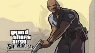 GTA San Andreas - Gym Moves - Part 1 (of 4) - Los Santos (after Drive-Thru) - from the Starter Save