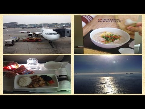 Philippines Airlines A321 (Sharklets) PR319 Hong Kong (HKG) - Manila (MNL) Full Flight
