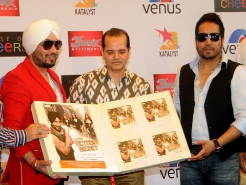 Mika singh launch single Victoria Secret