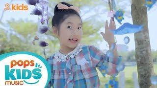 Chuông Gió Leng Keng - Ju Uyên Nhi | Nhạc Thiếu Nhi Vui Nhộn
