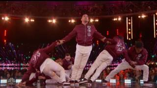 NBC World Of Dance Super Cr3w Week 1 HD