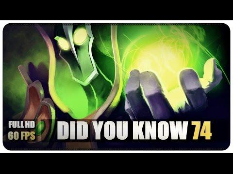 Dota 2 - Did You Know - EP 74