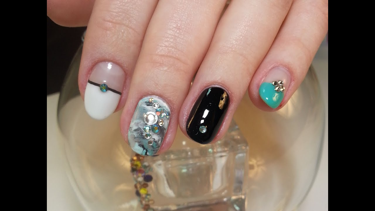 Шикарные ногти дизайн