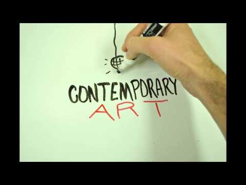 SmART Talk: Modern Art vs Contemporary Art