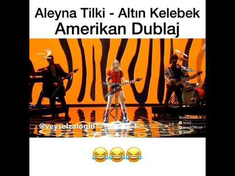 Aleyna Tilki Altın Kelebek - Amerikan Dublaj