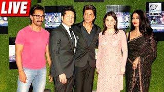 Sachin Tendulkar's Movie GRAND Premiere | Aishwarya, Shah Rukh Khan, Aamir
