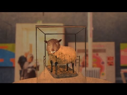 Scotland Creates: An Interview with Dolly the sheep