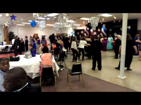 Gretchen Everhart School Prom